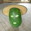 石井君の畑 - 料理写真:こちらのマスコットです(笑)(以前の写真です)