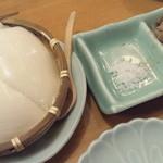 四季自然喰処たちばな - 美味しい豆腐