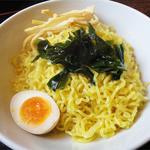 羅妃焚  - つけ麺・塩(780円)熱麺