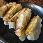 羅妃焚  - スタミナ肉餃子(320円)