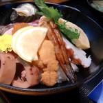 食工房 やまと - 料理写真:海鮮丼