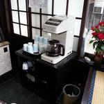 光月堂 - コーヒー無料