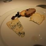 ジョルジュ マルソー - チーズ各種。
