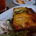 カフェユイットヤマテ - ラザニア