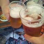 鮎の茶屋 - ノンアルコールビールもありますよ♪