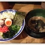 夢はじまるby - つけめん850円 2013.6