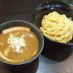 麺工房 武 - 味玉つけ麺(850円)