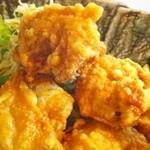 バロンズグリルアンドエルディーケー バロン - 若鶏の唐揚げ