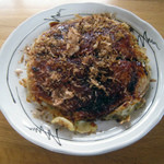 ちっくん - 料理写真:お好み焼き・肉 550円