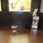 CAFE工房MISUZU - カウンター席はゆったりゆっくり出来ます。