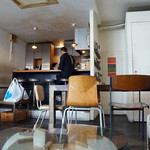 CAFE SONES - 店内