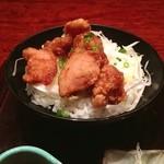 乃家 - 鶏から乃家味噌丼