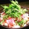 総州三元豚の蒸し野菜鍋