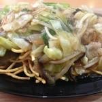 ごはん泥棒 - 料理写真:あんかけ焼きそば(600円)