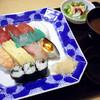 里味 - 料理写真:寿司(並):1050円 (2013/May.)