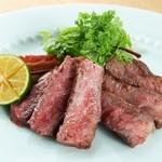 ヒドリ - 佐賀牛サーロイン炙り焼き