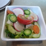 ジンボリーノ - サラダ