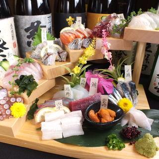 刺身☆海鮮料理専門居酒屋