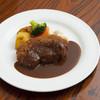 はり重グリル - 料理写真:ビーフカツレツ