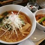 広華 - 豚角煮ラーメンセット