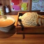 19629675 - つけ麺大盛り(*^^*)