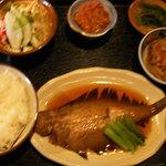 北海道料理 北海 - 松前御膳 1000えん