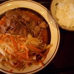 北海道料理 北海 - ジンギスカンとごはん