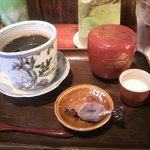 骨董カフェ 和み屋 - ホット・コーヒー