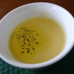 ザ バルーンマーケット - セットのスープ