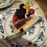 ブライトン ベル - ベリーショートケーキ