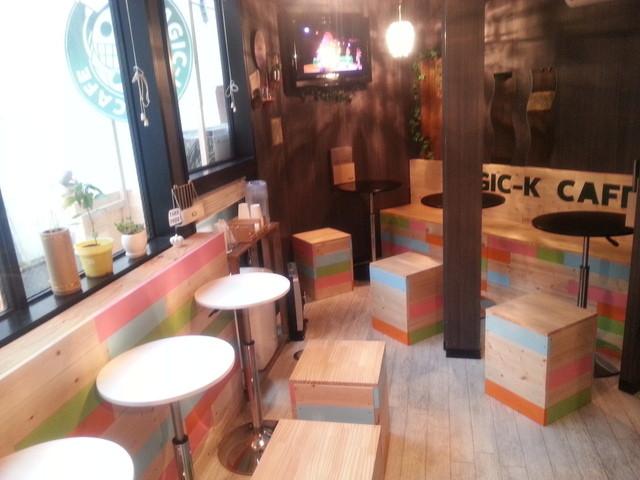 MK CAFE - 1階