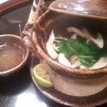 割烹 たきぐち - 松茸のお吸い物