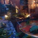 ボータン - サイケで芸術的な一枚の写真(笑)
