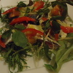 ボータン - 鰯のマリネはサラダ仕立て