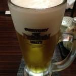 19634144 - 生ビール(プレモル)