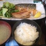 19634163 - 焼き魚定食900円