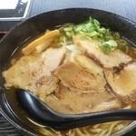 きりん - 醤油ラーメン大盛り(600円)