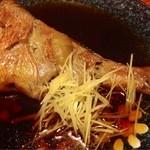 楽市楽座 - 赤魚煮付