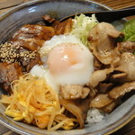 lunch itta - itta名物王様丼 1,080円