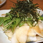 かっぽうぎ - 大根サラダ ¥399