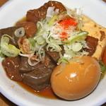 かっぽうぎ - 牛すじ豆腐 ¥399