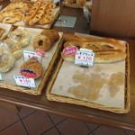 石釜パン工房 ル・ピエール - 道の駅に併設されてるとはいえこのお店は他の独立店舗と比較しても劣らない焼きたての美味しいパンを購入することが出来ました。
