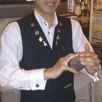 19642136 - ザ・グレンリベット「スーペリア ブランド アンバサダー」優秀賞をはじめ、カクテルコンペでブロンズ賞、関西マリーブリザールで銀賞など数々のコンテストで受賞しているバーテンダーの石田さん
