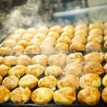 蛸べえ - 料理写真:アツアツのたこ焼き
