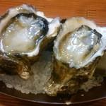 折衷旬彩 香月 - 三重 的矢の岩牡蠣