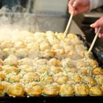 蛸べえ - 外はカリカリ、中はトロッとした食感に仕上がります