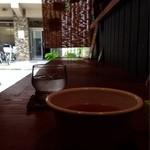 タマエテント - スープとカウンター