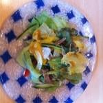 洛樂 - 前菜 サラダ