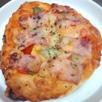 アッチャルポーネ - 夏野菜ピザ