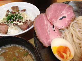 らーめん 鶴武者 - つけ麺